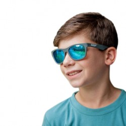 Babiators Galactic Gray Blue Lenses(6-14)