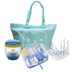 Nuvita Travel Set (Blue)