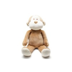 Miyim Organic Monkey doll  (Brown)