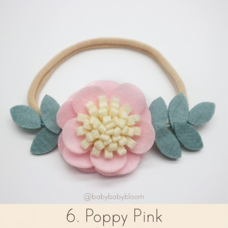 Babybloom Poppy Pink