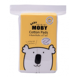 Baby Moby สำลีแผ่นเล็ก (Cotton Pads)