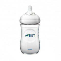 Avent ขวดนม Bottle Natural 260ml/9oz 1M+ (1 ขวด)