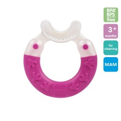 MAM  Bite and Brush Teether 3m+