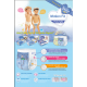 Beffys Baby diapers Imported from Korea Size XL (13-18kg)