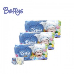 Beffys Pant XL 36 pcs. (13-17 kg) Motion fit size XXL X 3 packs