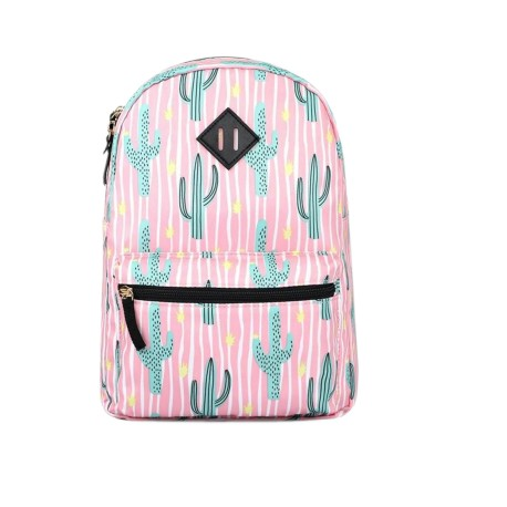 Colorland KB 005 G - Kids Backpack - Green Cactus