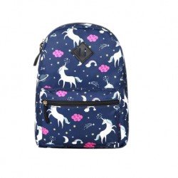 Colorland KB005 F - the Kids Backpack - Navy Sky Unicorn