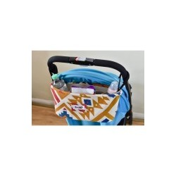 Leeya Storage Bag for Stroller - Vintage