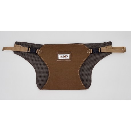 Leeya Portable Baby Harness - Brown