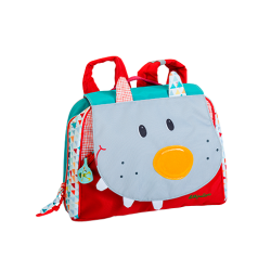 Lilliputiens กระเป๋าเป้ Nicolas school bag (A5)