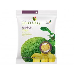 Greenday Jackfruit Chips 40 g.