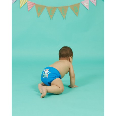 KEED Nappy Pant Teddy Pilot (TP-181)