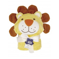 KEED hooded towel - LION