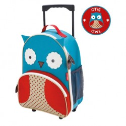 Skip Hop Zoo Luggage Owl