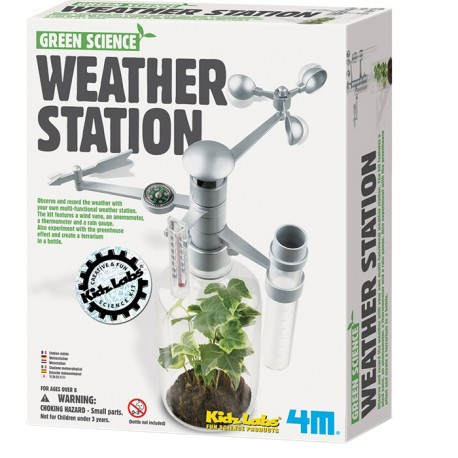 4M ของเล่น Green Science - Weather Station