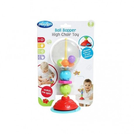 Playgro Ball Bopper High Chair Toy by Kiddo