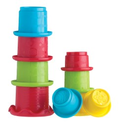 Playgro Stacking Fun Cups