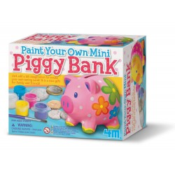 4M ของเล่น Paint Your Own - Mini Piggy Bank