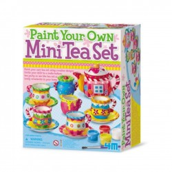 4M ของเล่น Paint Your Own-Mini Tea Set
