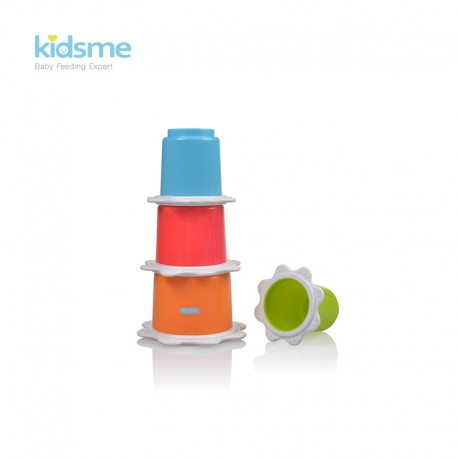 Kidsme Stacking Cups