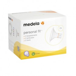 Medela PersonalFit Breastshield 27 mm  with box packaging (size L)