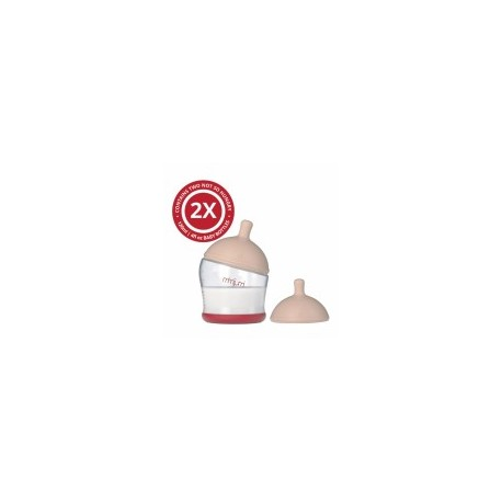 Mimijumi Baby Bottle 4 Oz Set A