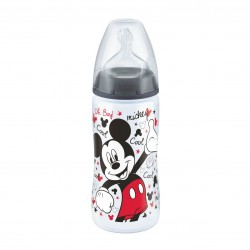 NUK First Choice+ PP Bottle Disney 300 ML. Mickey  ( 1 แถม 1 )