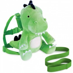 Goldbug 2 in 1 Harness Buddy - Dino