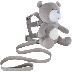 Goldbug  2 in 1 Harness Buddy - Bear