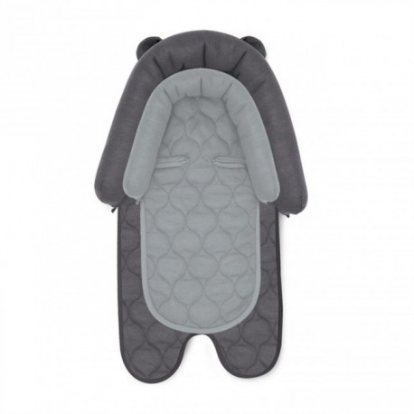 Goldbug   2-In-1 Head Infant Bear Grey