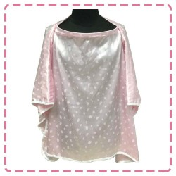 Palm & Pond Nursing Covers Satin Fabric no.6