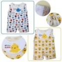 Palm & Pond Bodysuit Apron 100% Cotton 2 Pack No.5