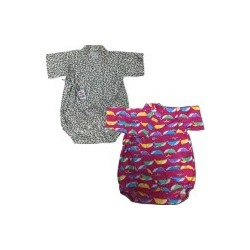 Palm & Pond Japan Style Newborn Suite JINBEI 100% Cotton 2 Pack no. 8