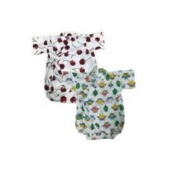 Palm & Pond Japan Style Newborn Suite JINBEI 100% Cotton 2 Pack no. 34