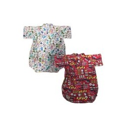 Palm & Pond Japan Style Newborn Suite JINBEI 100% Cotton 2 Pack no. 19