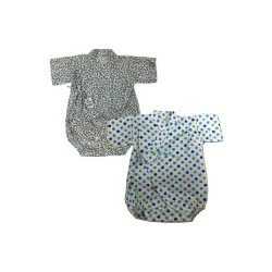 Palm & Pond Japan Style Newborn Suite JINBEI 100% Cotton 2 Pack no. 10