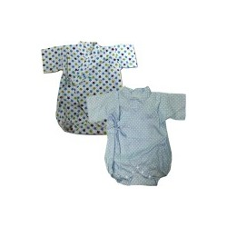 Palm & Pond Japan Style Newborn Suite JINBEI 100% Cotton แพ็ค 2 ตัว รุ่นที่ 50