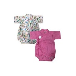 Palm & Pond Japan Style Newborn Suite JINBEI 100% Cotton แพ็ค 2 ตัว รุ่นที่ 21