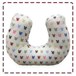 Palm & Pond Breast Feeding Pillow Size Big (Micky-Nude)