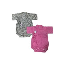 Palm & Pond Japan Style Newborn Suite JINBEI 100% Cotton 2pcs/pack no.11