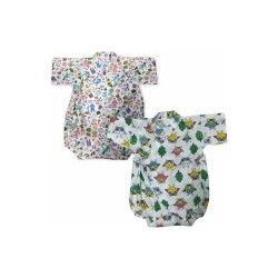 Palm & Pond Japan Style Newborn Suite JINBEI 100% Cotton 2 ea no.26