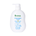 Pipper Standard Natural Bottle & Nipple Cleaner, Gentle Fresh Scent 500 ml