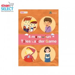 Rakluke Select  4 more fun Tales Ladder Game : เกมบันไดงู