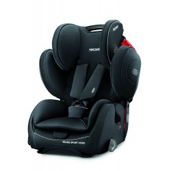 RECARO YOUNG SPORT HERO ASIA - CARBON BLACK