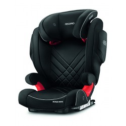 RECARO MONZA NOVA2 SEATFIX ASIA - PERFORMANCE BLACK