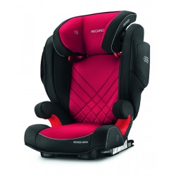 RECARO MONZA NOVA2 SEATFIX ASIA - RACING RED