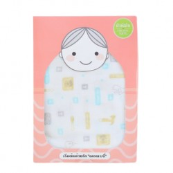 Shawn's Baby Muslin wrapping gift box Cartoon Tools