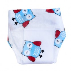 Shawn's Baby Diaper Pants Owl cartoon