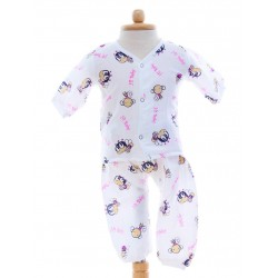 Shawn's Baby Baby Cloth Set  Bee cartoon