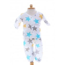Shawn's Baby Baby Cloth Set Star cartoon
